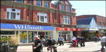 1,600 SF High Street Shop for Rent  |  13 - 15 High Street, Rhyl, LL18 1EP