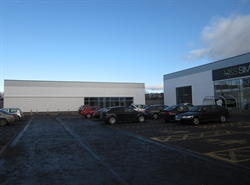 3,172 SF Retail Park Unit for Rent  |  Unit 3, Knightscliffe Retail Park, Glasgow, G13 2TG