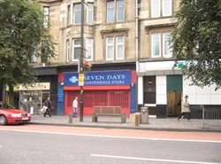 509 SF High Street Shop for Rent  |  RUTHERGLEN, 164 Main Street, Glasgow, G73 2HW