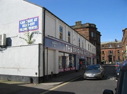12,250 SF High Street Shop for Sale  |  165 Irish Street, Dumfries, DG1 2NN