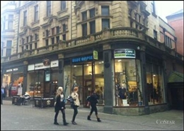 1,682 SF High Street Shop for Rent  |  50 Albion Street, Leeds, LS1 6AD