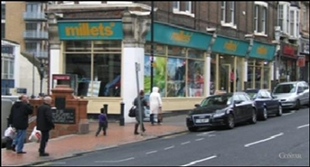 1,740 SF High Street Shop for Rent  |  50 - 54 High Street, Croydon, CR0 1YB