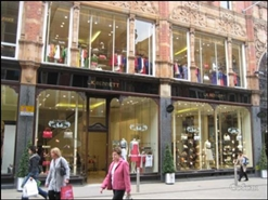 1,035 SF Shopping Centre Unit for Rent  |  The Victoria Quarter, Leeds, LS1 6AX