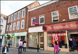 445 SF High Street Shop for Rent  |  48A Middle Street, Yeovil, BA20 1LX