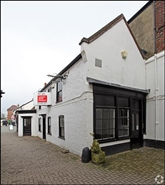 1,600 SF High Street Shop for Rent  |  Former Blue Pig Public House, Lymington, SO41 9AP