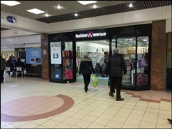 918 SF Shopping Centre Unit for Rent  |  30 Bradford Mall, Saddlers Centre, Walsall, WS1 1YT