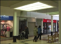 1,399 SF Shopping Centre Unit for Rent  |  Unit 8, Oak Mall Shopping Centre, Greenock, PA15 1RH