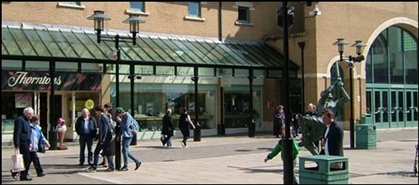 891 SF Shopping Centre Unit for Rent  |  Unit 11, Priory Meadow Shopping Centre, Hastings, TN34 1PH