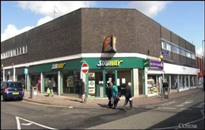 1,076 SF High Street Shop for Rent  |  135 High Street, Birmingham, B17 9PN