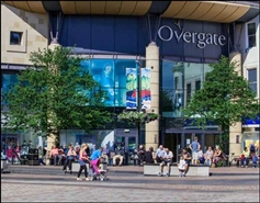 3,500 SF Shopping Centre Unit for Rent  |  L135, Overgate Shopping Centre, Dundee, DD1 1UF