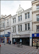 1,289 SF High Street Shop for Rent  |  18 Kirkgate, Leeds, LS1 6BY
