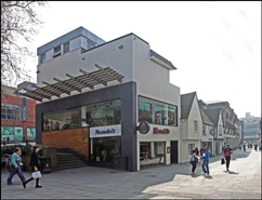 500 SF High Street Shop for Rent   6 Friary Street, Guildford, GU1 4EH