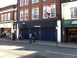 2,140 SF High Street Shop for Rent  |  40 Church Street, Enfield, EN2 6AZ