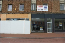 579 SF High Street Shop for Rent  |  13 Marina Drive, Ellesmere Port, CH65 0AL