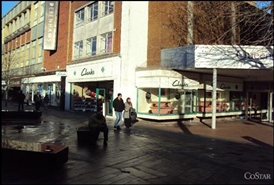 1,767 SF Shopping Centre Unit for Rent  |  Queensmere Shopping Centre, Slough, SL1 1DS