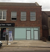 1,113 SF High Street Shop for Rent  |  78 - 80 East Hill, Dartford, DA1 1SE