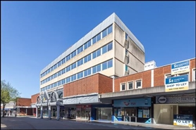 624 SF Shopping Centre Unit for Rent  |  Newlands Shopping Centre, Kettering, NN16 8JB