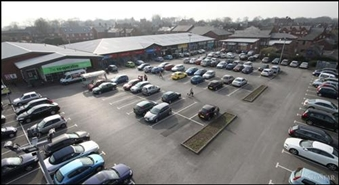 14,500 SF Shopping Centre Unit for Rent  |  The Gerard Centre, Wigan, WN4 9AN