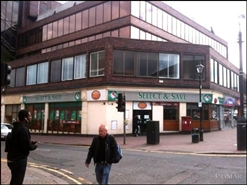 3,129 SF High Street Shop for Rent  |  St Johns House, Dudley, DY1 1PS