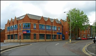 5,000 SF Out of Town Shop for Rent  |  Wessex Court, Swindon, SN1 2DJ