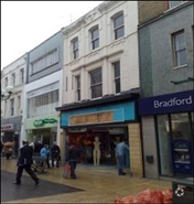 1,400 SF High Street Shop for Rent  |  90 High Road, Ilford, IG1 1DS