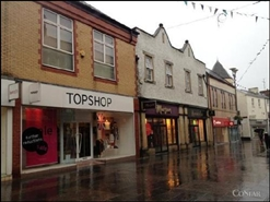 2,114 SF High Street Shop for Rent  |  18 Adare Street, Bridgend, CF31 1EJ
