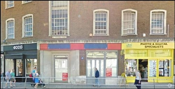 552 SF High Street Shop for Rent  |  1A St Stephens Street, Norwich, NR1 3QL