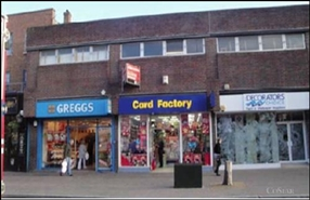 1,039 SF Shopping Centre Unit for Rent  |  147 High Street, Orpington, BR6 0LN
