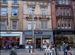 1,528 SF High Street Shop for Rent  |  64 Buchanan Street, Glasgow, G1 3JE