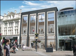 7,250 SF High Street Shop for Rent  |  94 - 96 Briggate, Leeds, LS1 6NP