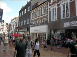 1,473 SF High Street Shop for Rent  |  25 Hope Street, Wrexham, LL11 1BD