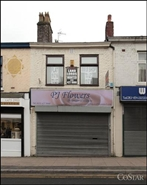612 SF High Street Shop for Sale  |  43 St Marys Road, Liverpool, L19 2NJ