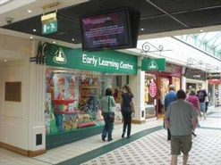 1,014 SF Shopping Centre Unit for Rent  |  Unit 24, The Square - The Mall, Camberley, GU15 3SL