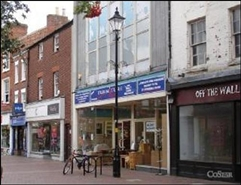 1,286 SF High Street Shop for Rent  |  12 High Street, Rugby, CV21 3BG