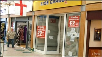 938 SF Shopping Centre Unit for Rent | 23 Northway, Rugby, CV21 2JS