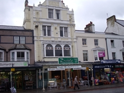 High Street Shop for Rent  |  13 Mostyn Street, Llandudno, LL30 2NL
