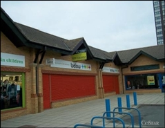 2,562 SF Shopping Centre Unit for Rent  |  Unit 2-3, Adelaide Centre, Newcastle Upon Tyne, NE4 8BE