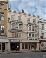 1,194 SF High Street Shop for Rent  |  10 High Street, Oxford, OX1 4DB