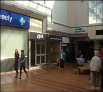 915 SF Shopping Centre Unit for Rent  |  23 College Walk, Keighley, BD21 3QA