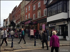 1,681 SF High Street Shop for Rent  |  48 High Street, Guildford, GU1 3EE