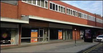 1,617 SF High Street Shop for Rent  |  56 - 58 Standishgate, Wigan, WN1 1UW