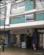 1,137 SF Shopping Centre Unit for Rent  |  35 The Parade, Swindon, SN1 1BB