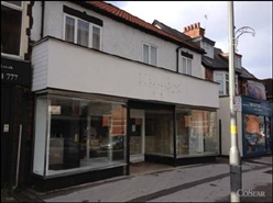 1,979 SF High Street Shop for Rent  |  26 Birmingham Road, Sutton Coldfield, B72 1QG