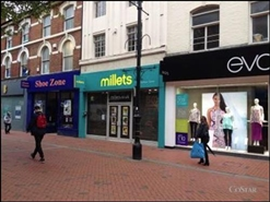 2,174 SF High Street Shop for Rent  |  85 Broad Street, Reading, RG1 2AP