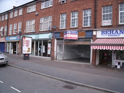 640 SF High Street Shop for Rent  |  179 New Road, Rubery, B45 9JW