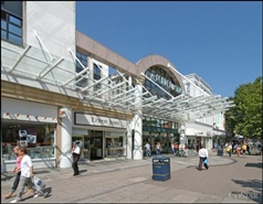 770 SF Shopping Centre Unit for Rent  |  Unit 36, Cascades Shopping Centre, Portsmouth, PO1 4RJ