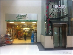 777 SF Shopping Centre Unit for Rent  |  Unit 20b, Grand Arcade Shopping Centre, Wigan, WN1 1BH