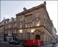 4,480 SF High Street Shop for Rent  |  Former Banking Hall, Leicester, LE1 5BN
