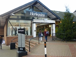 2,609 SF Shopping Centre Unit for Rent  |  Unit 16, Harlequins Shopping Centre, Exeter, EX4 3TT
