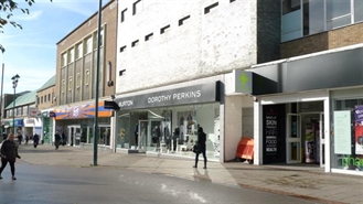 3,690 SF High Street Shop for Rent  |  188 - 190 Marlowes, Hemel Hempstead, HP1 1BH